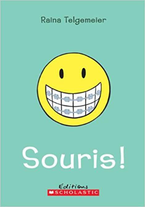 SOURIS! By Racine Telgemeier