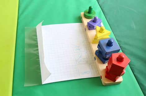 A Simple Sticky Wall For Babies And Toddlers Play Cbc Parents