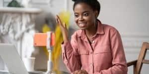 Black-woman-remote-working-DimaBerlin-Twenty20