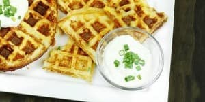 Leftover-Cheesy-Mashed-Potato-Waffles-LEAD