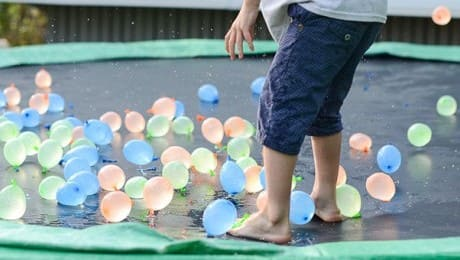 LEAD-BOUNCING-TRAMPOLINE-WATER-BALLOONS