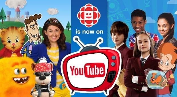 Kids U2019 Cbc Has A New Youtube Channel