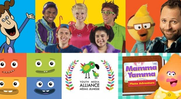 Kids Cbc Shows Amp Apps Nominated For 5 Yma Awards Of