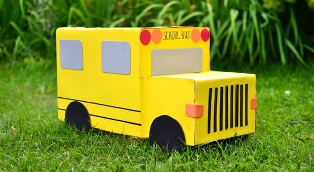 School Bus Kids Ca