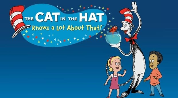 The Cat In The Hat Knows Alot About That Dvd