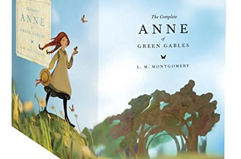 Box set: Anne of Green Gables