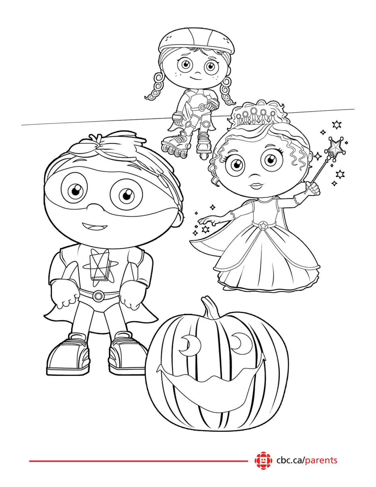super why printable coloring pages - photo#22