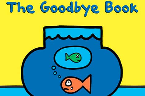 Book cover: The Goodbye Book (Todd Parr)