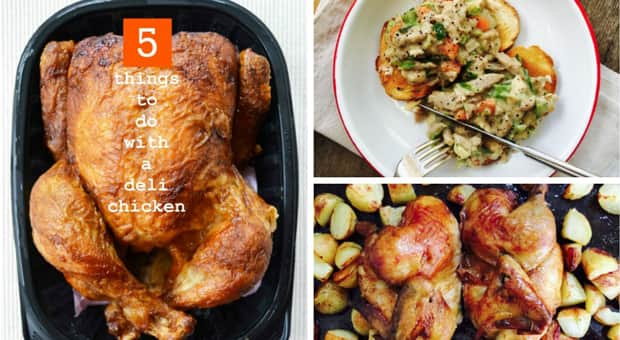 5 Quick Dinners You Can Make With A Roasted Chicken Food Cbc