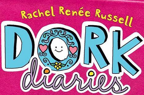 Book cover: Dork Diaries