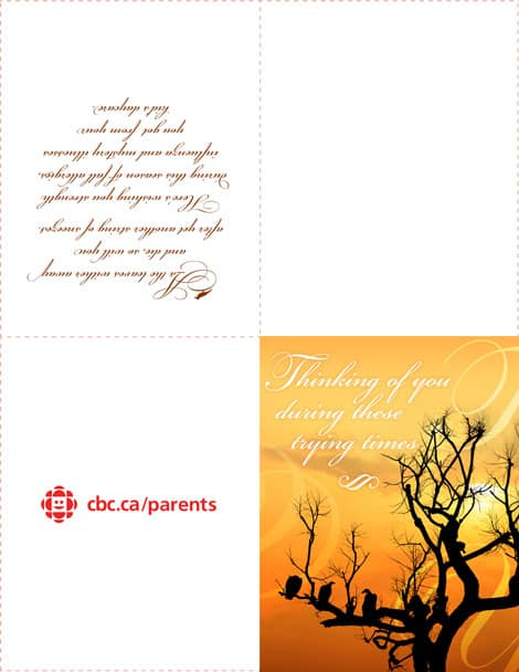 photo about 5 Wishes Printable Version known as Printable Card: Easiest Desires In the course of The Year Of Slide