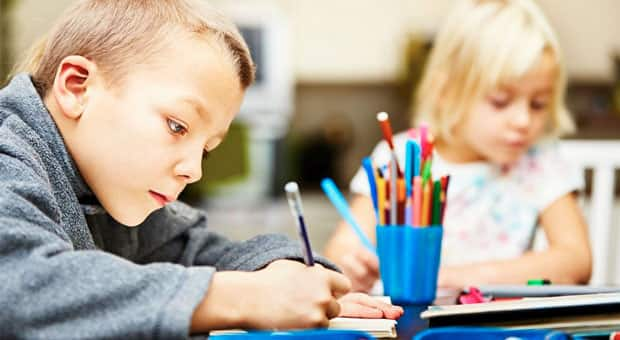 Parent help on school projects  where to draw the line