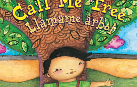 An image of the cover of Call Me Tree