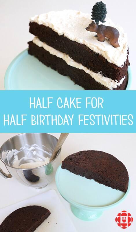 Half Cake For Half Birthday Celebrations Food Cbc Parents