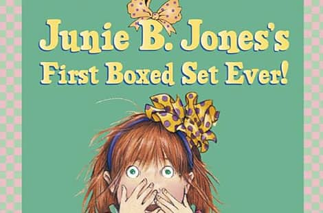 Book cover: Junie B. Jones, First Boxed Set Ever!