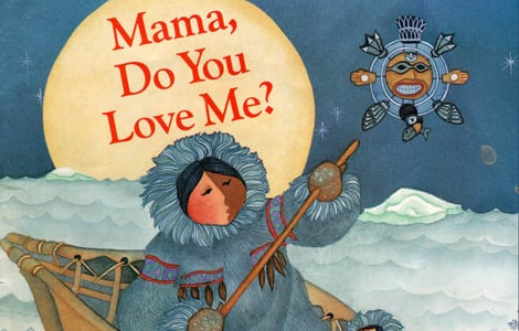 The cover of Mama do You Love Me