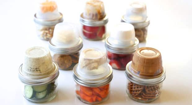 8 Nutritious Mason Jar Snack Cup Ideas Food Cbc Parents