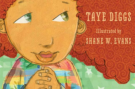 Book cover: Mixed me, by Taye Diggs