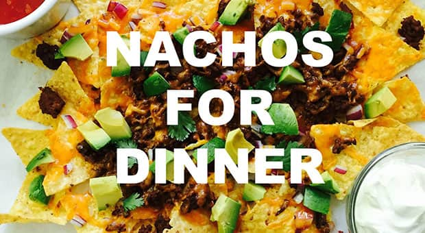 3 ways to make nachos for dinner food cbc parents