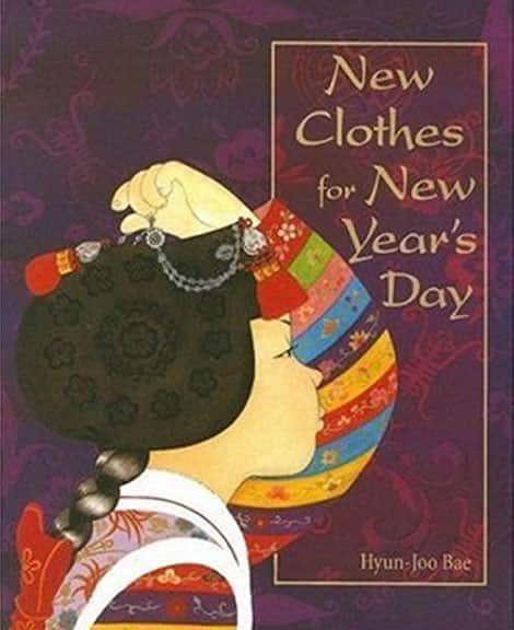 Cover of New Clothes for New Year's Day