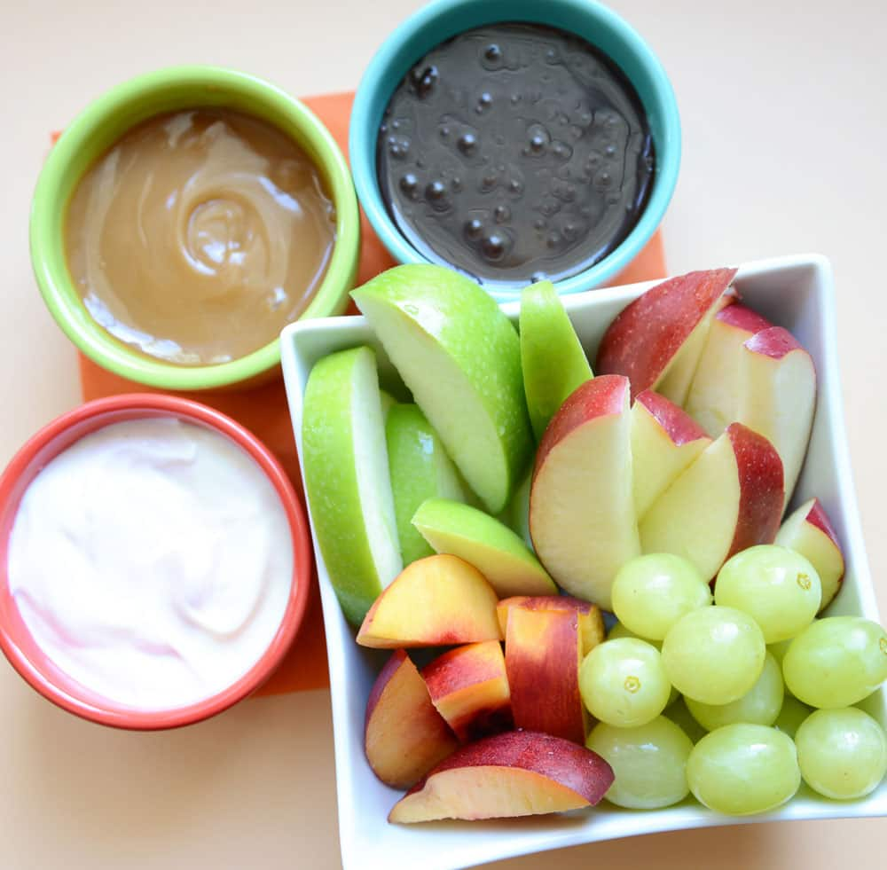 is fruit snacks healthy healthy dips for fruit