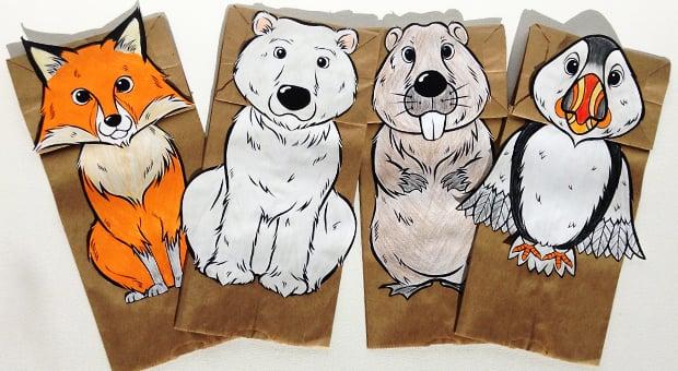 Beaver Activities For Kids