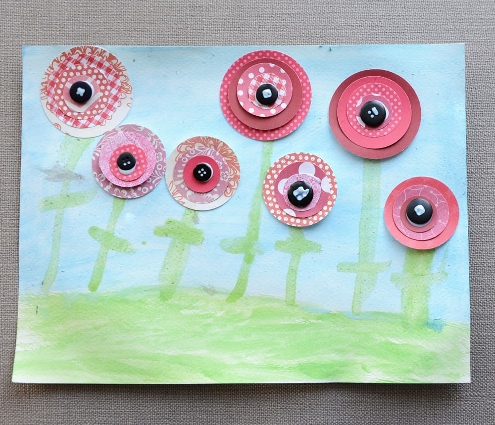 poppy art for remembrance day play cbc parents