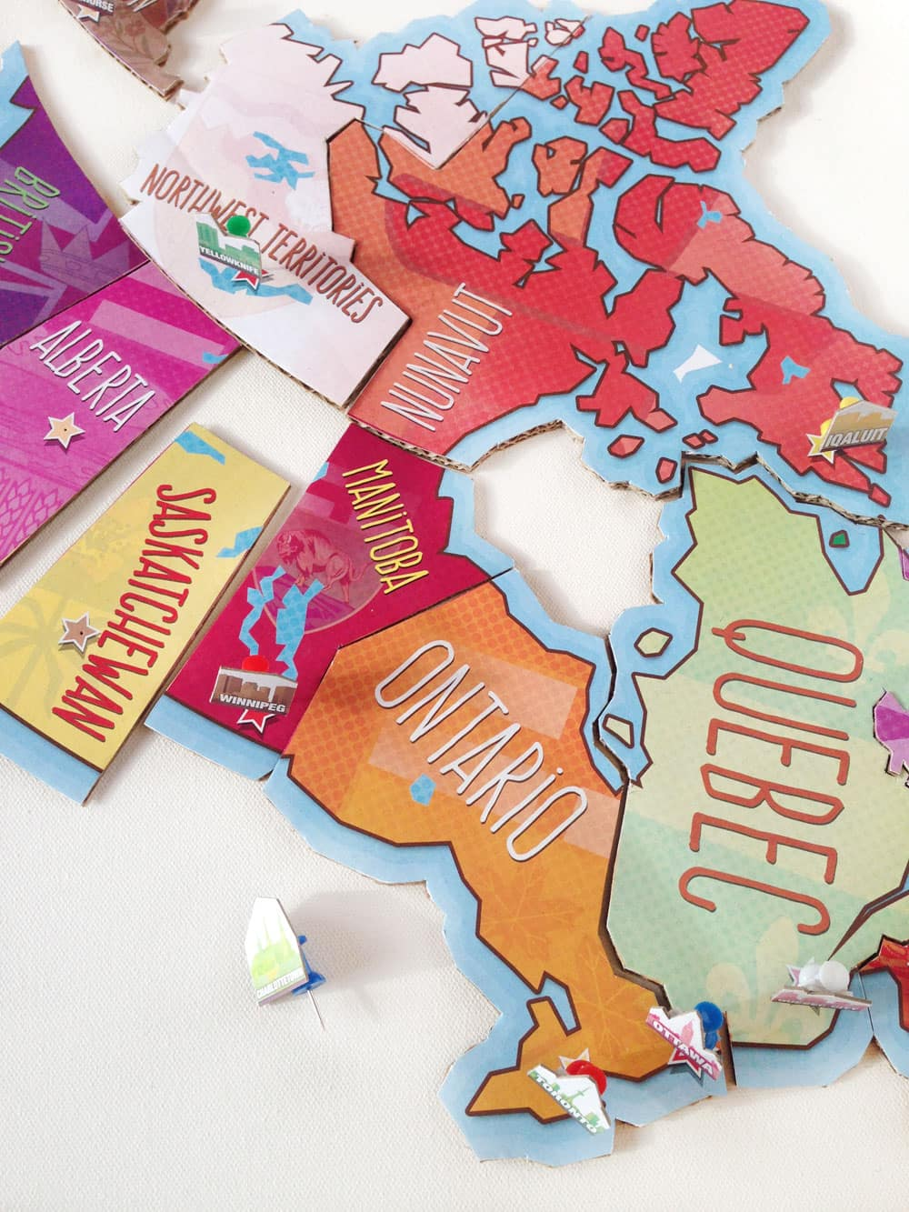 Map Of Canada Puzzle.Printable Map Of Canada Puzzle Play Cbc Parents