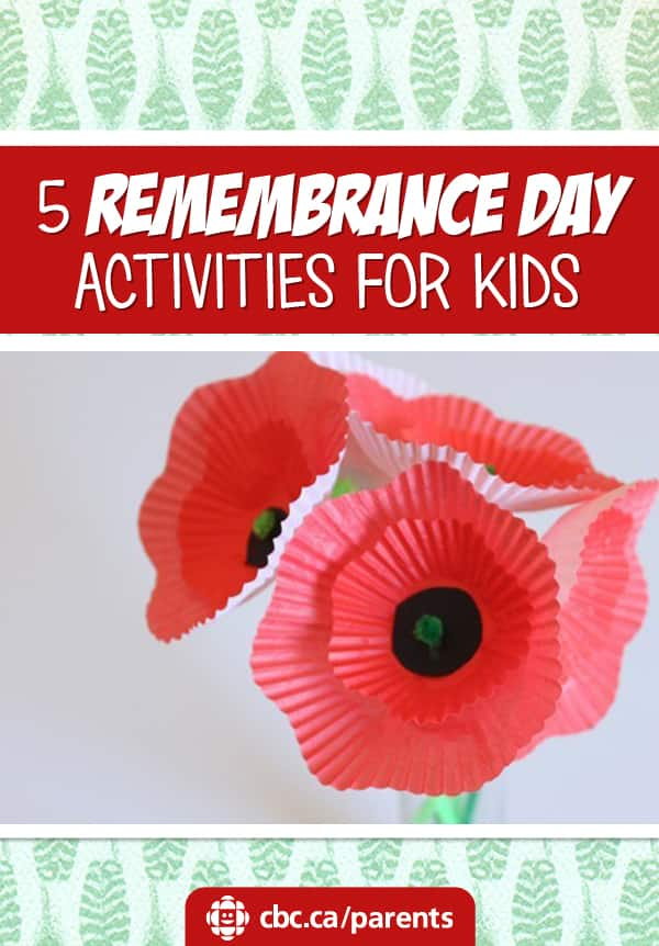 Remembrance Day Craft Ideas For Toddlers