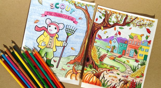 Colouring Together: Why Colouring Is Great For Kids And Adults Learning