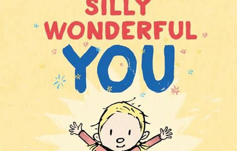 Part of the cover of Silly Wonderful You
