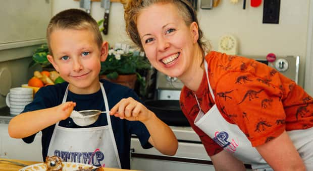 Stump Kitchen: Cooking with Kids | Kids TV Shows | CBC Parents