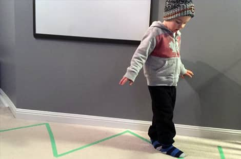 10 Fun Ways to Play With Tape | Play | CBC Parents