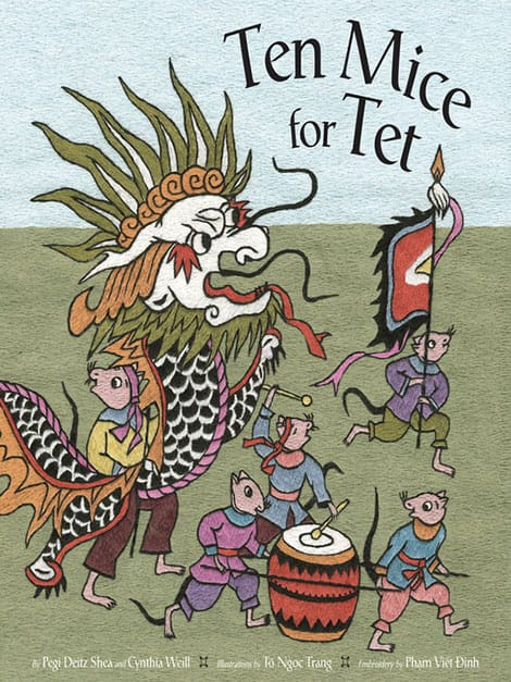 Cover of Ten Mice for Tet