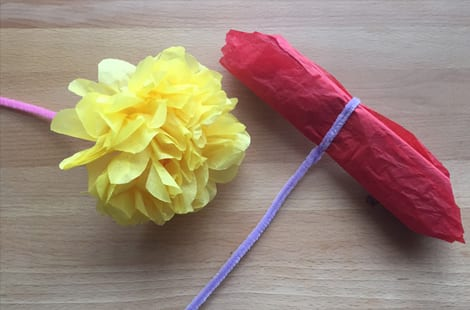 11 Clever Ways To Reuse Gift Wrap And Tissue Paper For Play Play