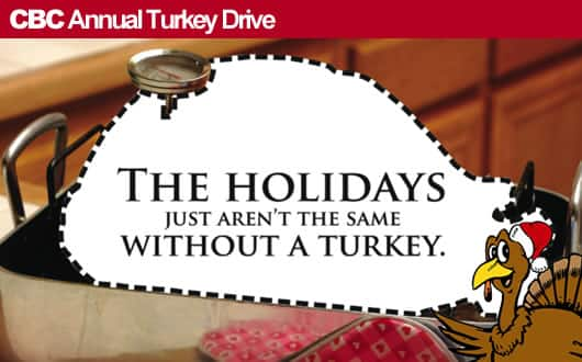 CBC 21st Annual - Turkey Drive