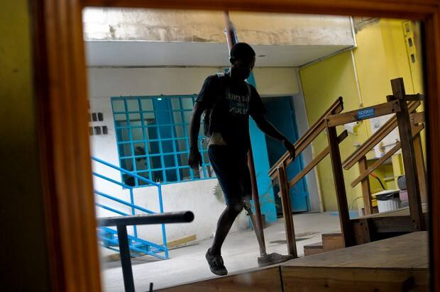 Haiti faces mix of problems 2 years after quake