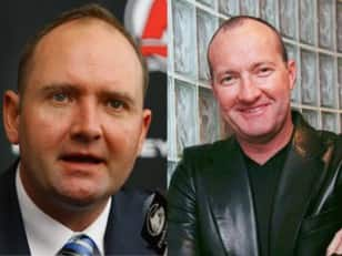 Peter DeBoer & Randy Quaid