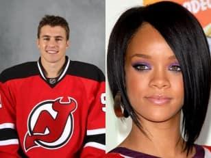 Zach Parise + Rihanna = Zach-a-Ri