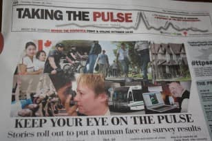 The Morning Edition's Launch of Taking the Pulse