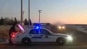 RCMP officers shot near Killam