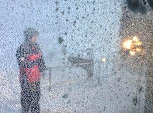Blizzard hit