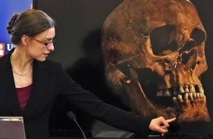 Bones of Richard III