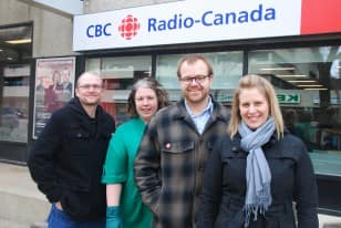 Saskatoon Morning Team