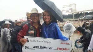 The Calgary Stampede Changes Lives Cbc Sports