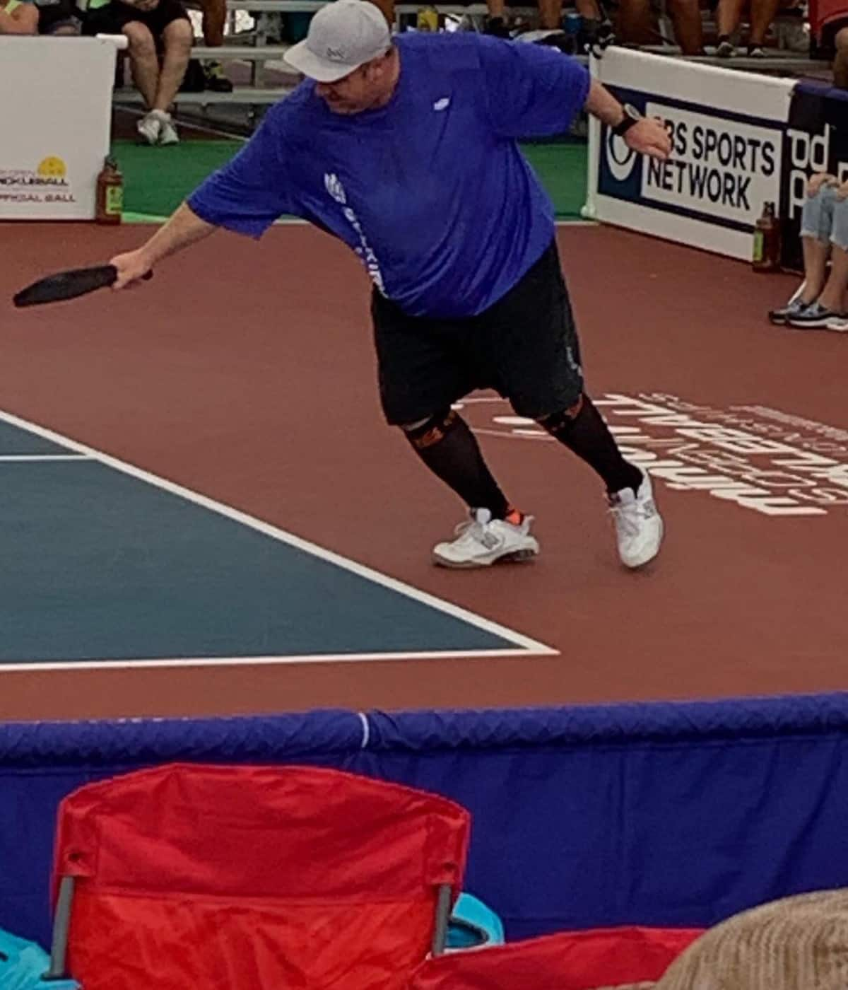 Don't let the name fool you, Pickleball means business