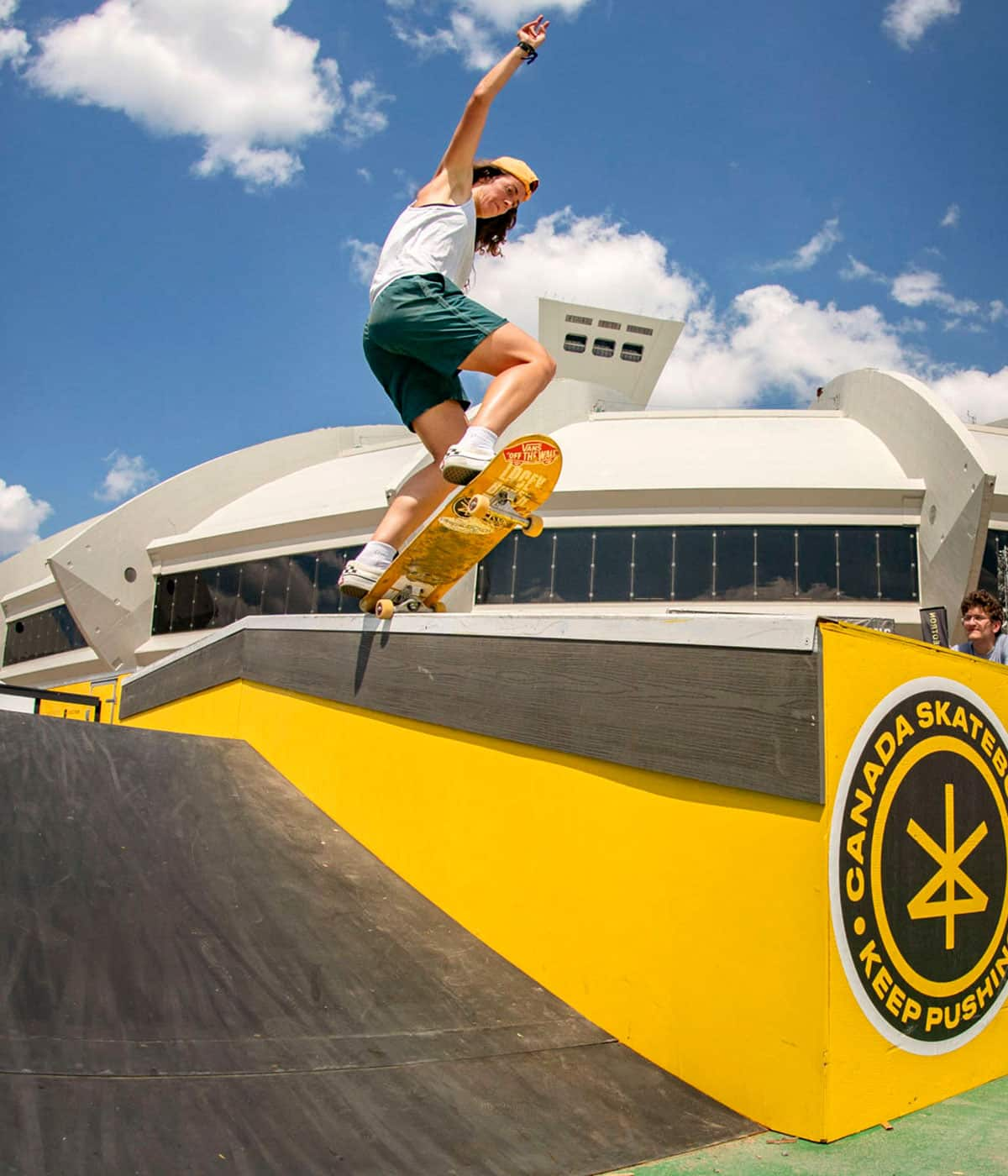 Canadian skateboarding: On deck at the Olympics
