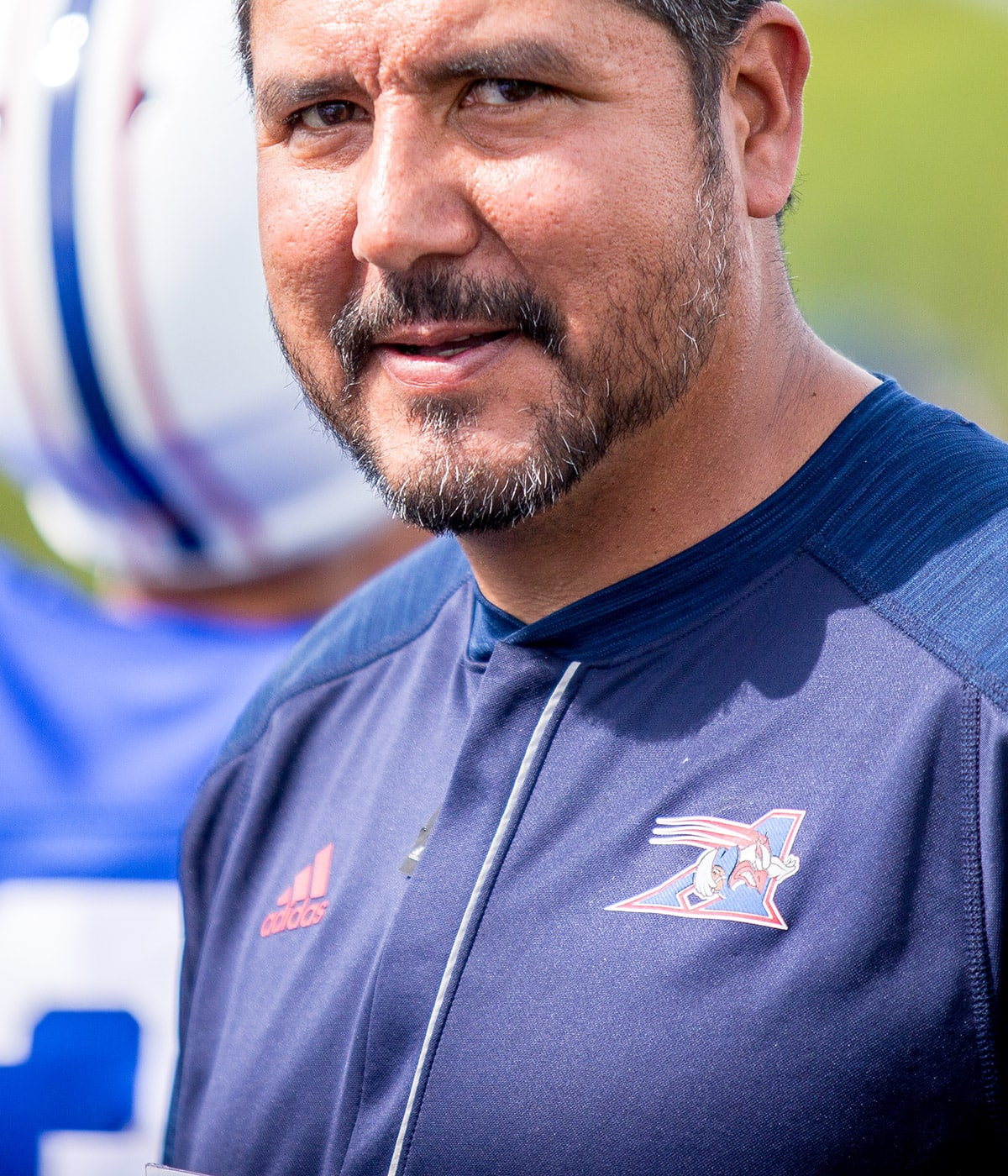 Anthony Calvillo: The cycle of violence stopped at me