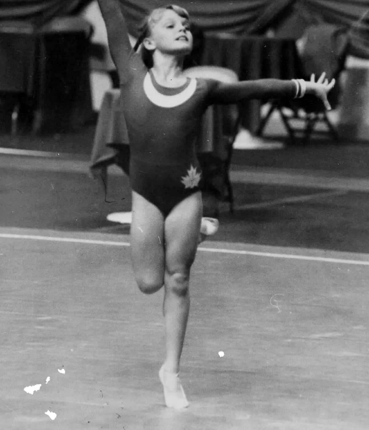 Elfi Schlegel: Nadia Comaneci and her Olympic perfection changed my life