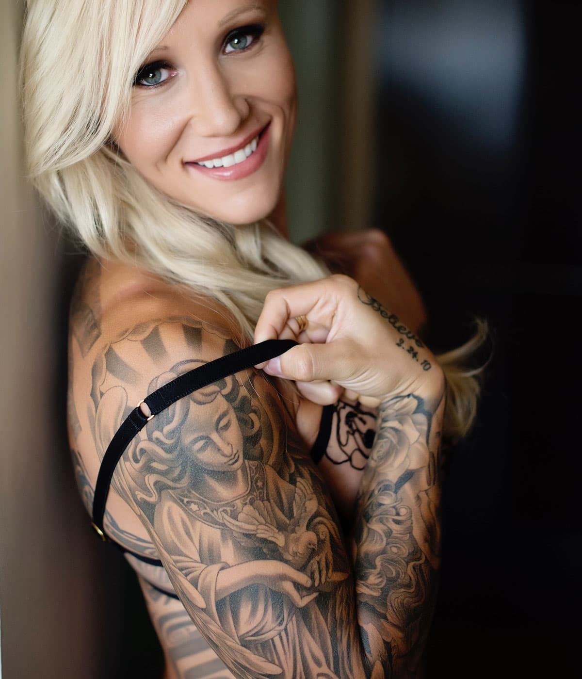 Kaillie Humphries: 'I'm proud of my body'